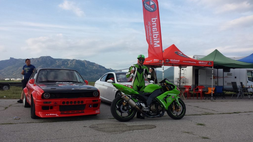 II Кръг – Drag Racing България – Сливен 12-13 Май 2018 г.